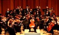 "Credit:  アンサンブル・サビーナ Concert ""Sabina Orchestra of friendship"" April 29, 2013  Vladan Kočí (cello) Vincenzo Paci (clarinet) Loris Antiga (horn)"