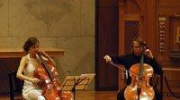 Vladan and Jana Kočí - Charity Concert at Tokyo Lutheran Center 2014